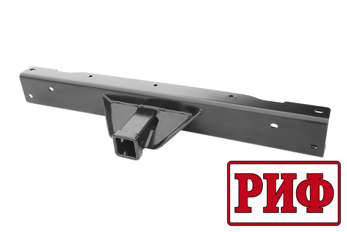 Front hitch for factory bumper for Isuzu D-MAX