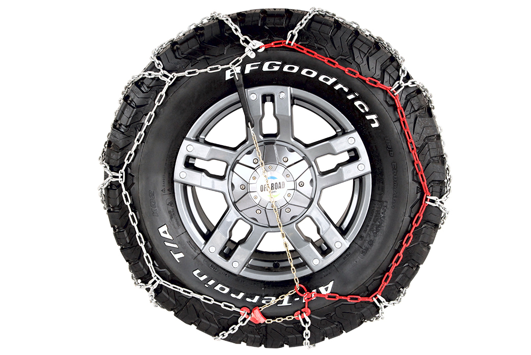 "Snow chains RIF 4х4 ""pattern"" 16 mm, 175/80R16 (pcs.)"